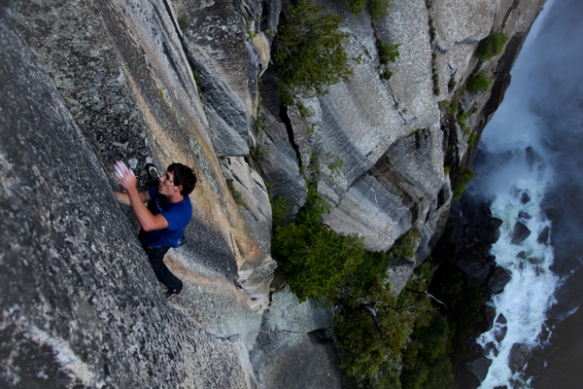 Climber Alex Honnold on Fear, Fame, and What's Next