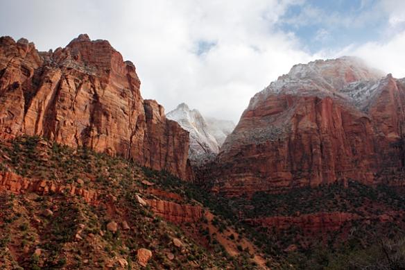 Disaster Averted in Zion National Park—Are Other Parks at Risk?
